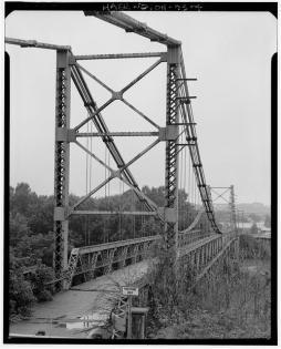 Dresden Suspension Bridge