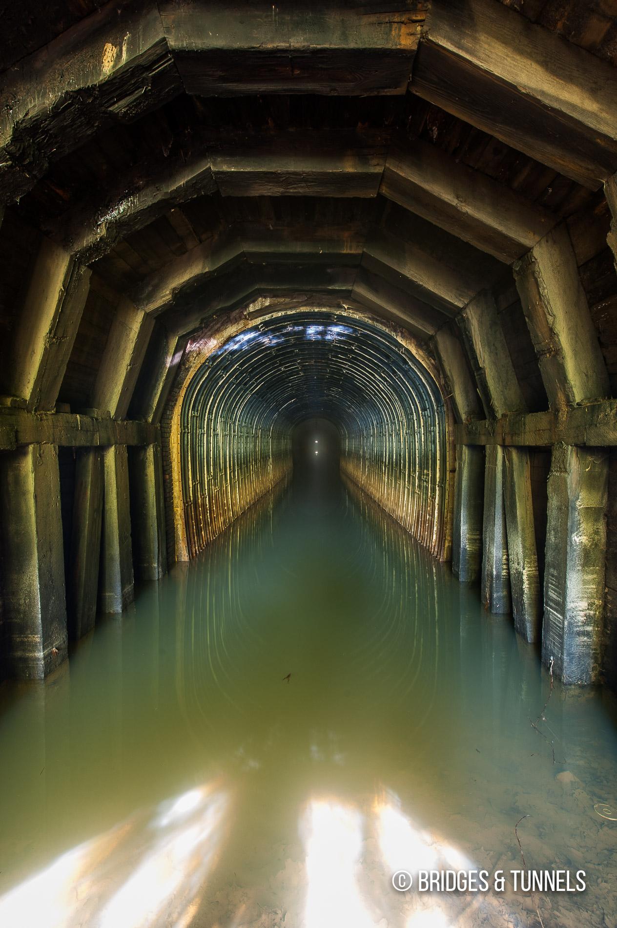 Williams Creek Tunnel