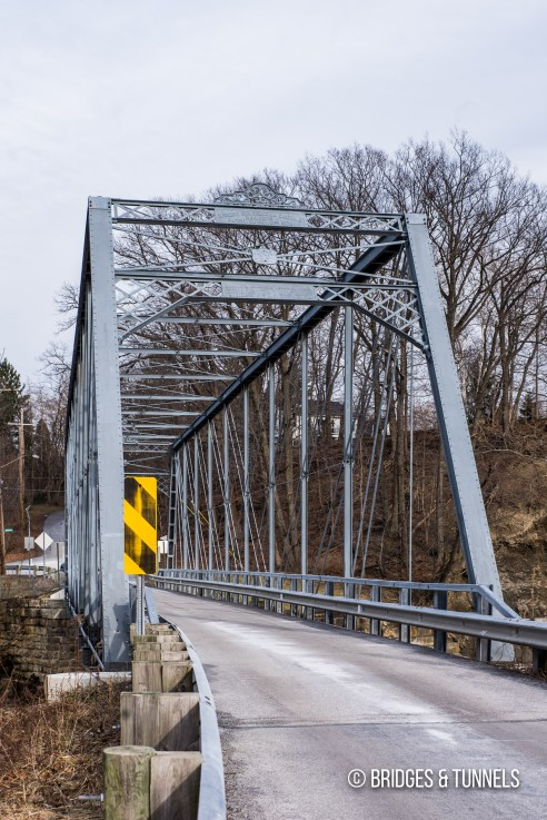 Pleasant Valley Drive Bridge
