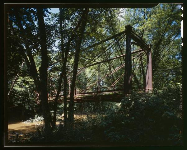 Zoarville Station Bridge