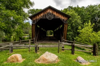 Kidd's Mill Covered Bridge
