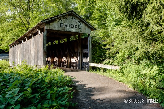Teegarden Covered Bridge