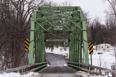 Lyons-Marengo Road Bridge