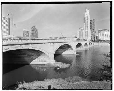 West Broad Street Bridge (US 40)