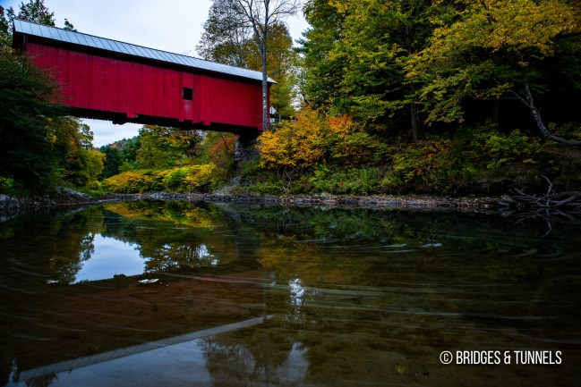 Slaughterhouse Covered Bridge