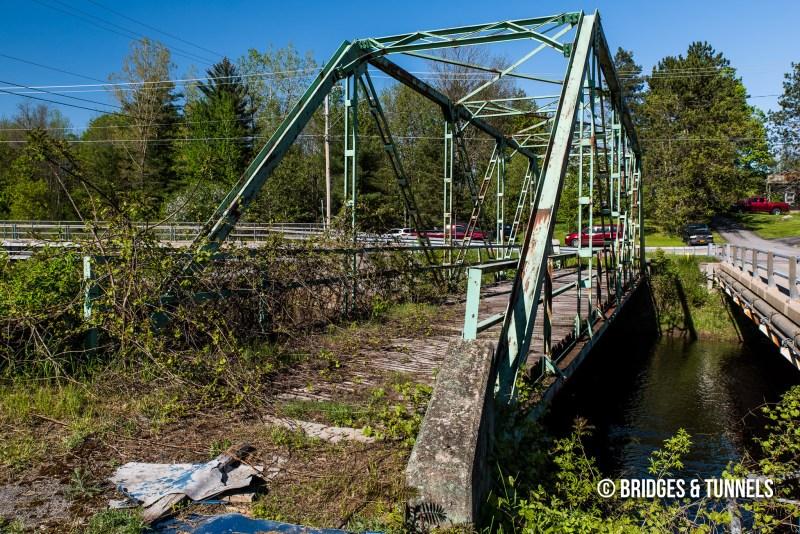 Croghan Island Mill Bridge