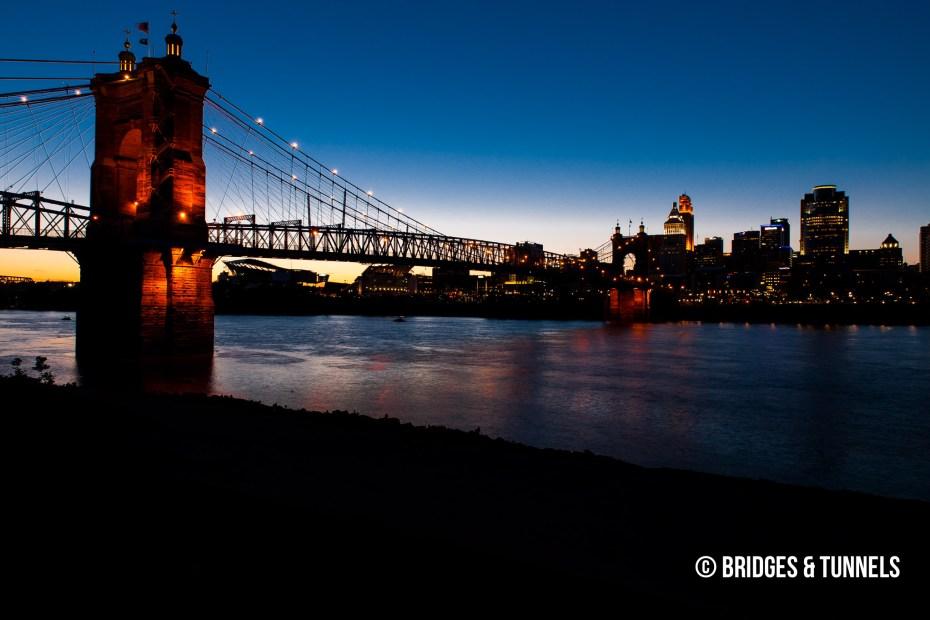 Roebling Bridge