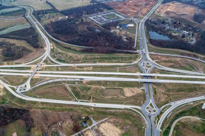 Indiana Approach Construction
