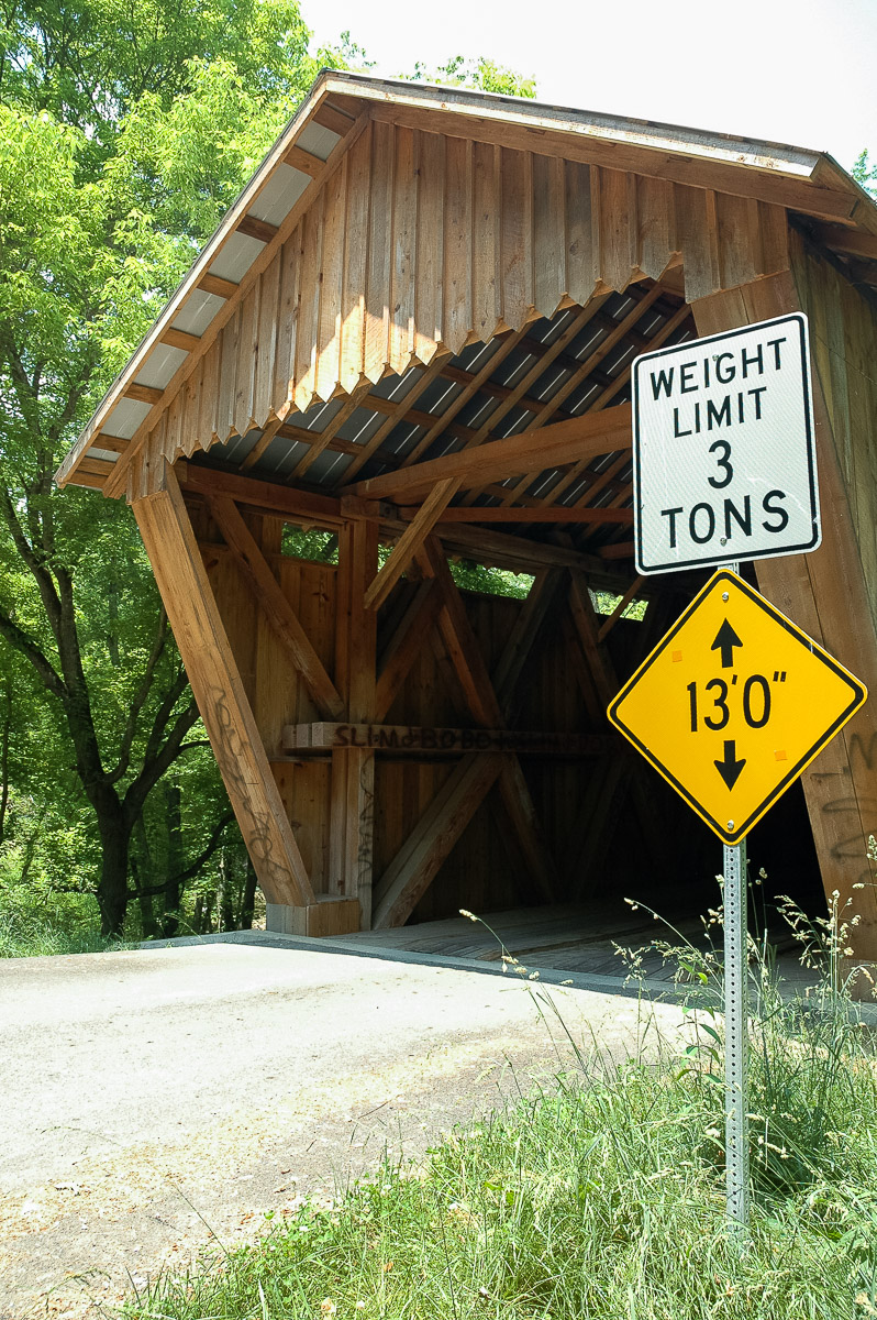 Bennetts Mill Covered Bridge