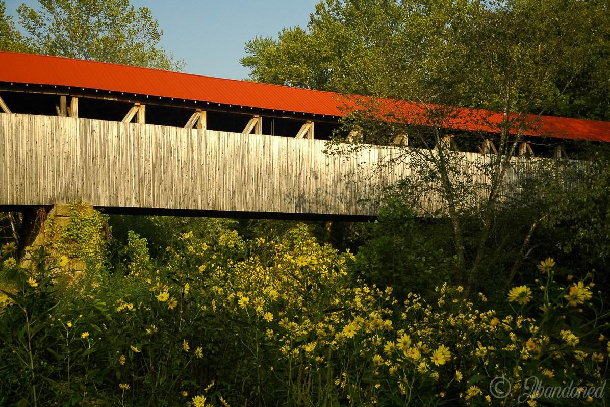Oldtown Covered Bridge