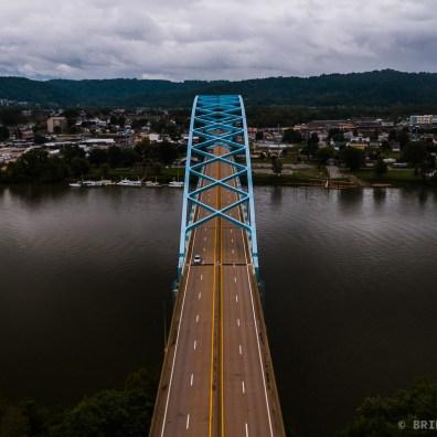 Moundsville Bridge