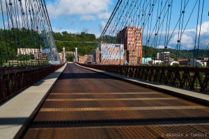 Wheeling Suspension Bridge