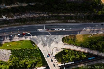 Russell Viaduct East Terminus