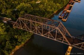 Kenova Railroad Bridge