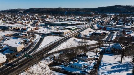 West Huntington Expressway