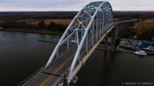 Chesapeake City Bridge