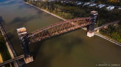 Chesapeake & Delaware Canal Railroad Bridge