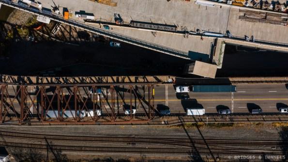 Pennsylvania Railroad (PATH) Bridge