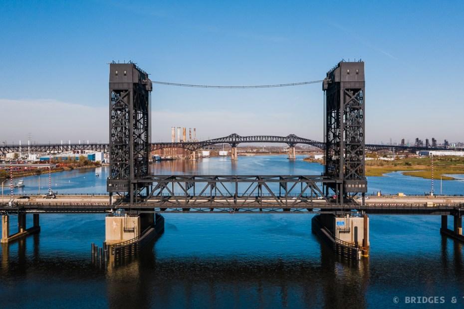 Lincoln Highway Hackensack River Bridge