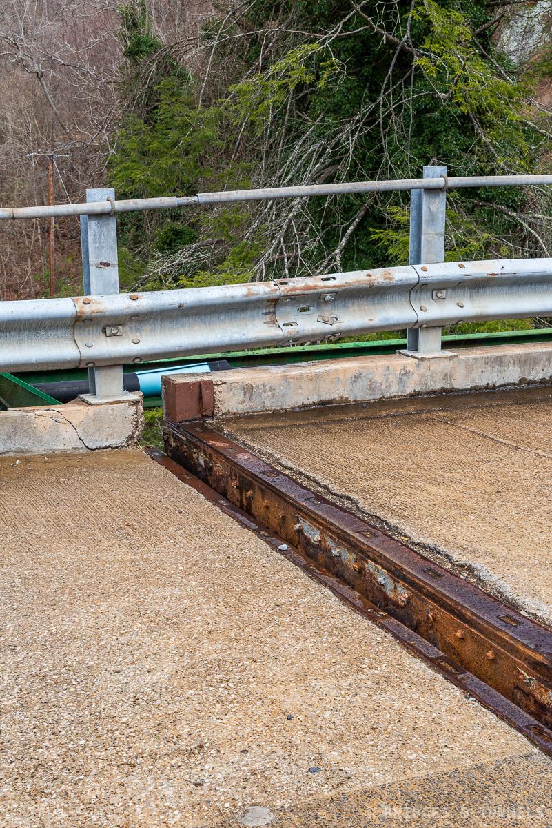 Kanawha Falls Bridge Structural Issue