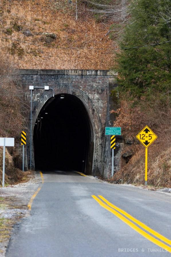 Dingess Tunnel
