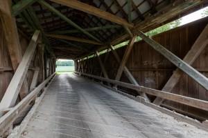 Johnson Road Covered Bridge
