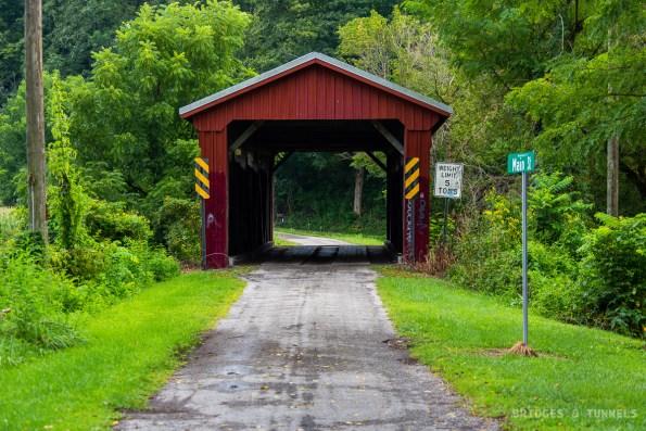 Byer Covered Bridge