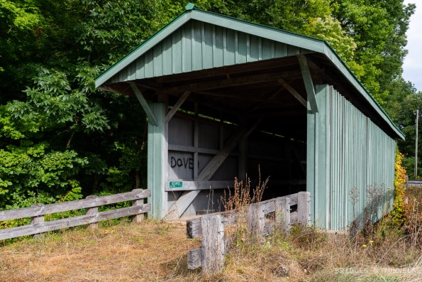 Mount Olive Road Covered Bridge