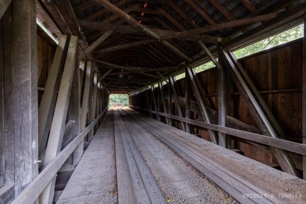 Eakin Mill Covered Bridge