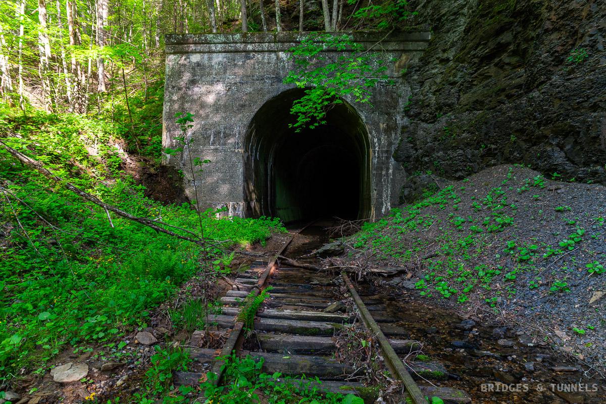 Polk Gap Tunnel