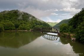 Hawk's Nest Bridge