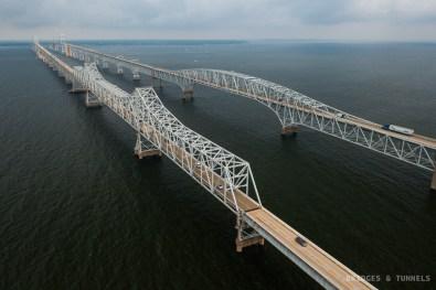 Chesapeake Bay Bridge Eastern Channel Spans
