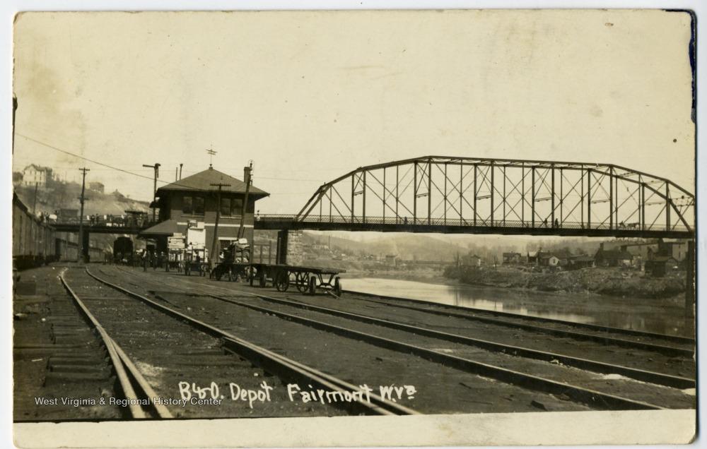 Jefferson Street Truss Bridge