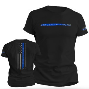 #SilentNoMore t-shirt
