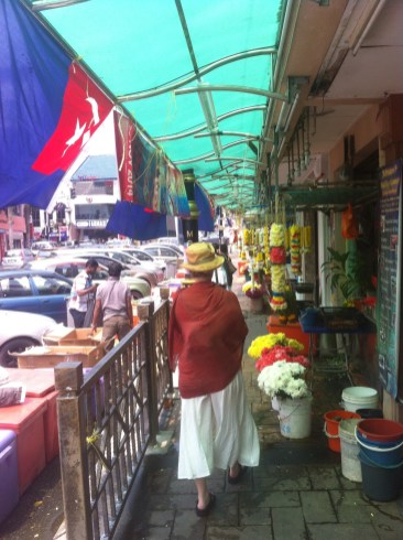 A walk in Johor