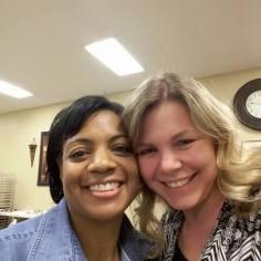 Shereta and Rachel