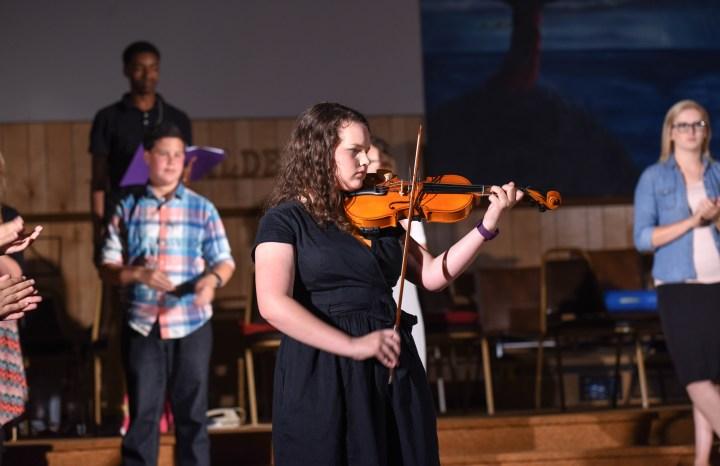 Pilgrim Rehearsal 18