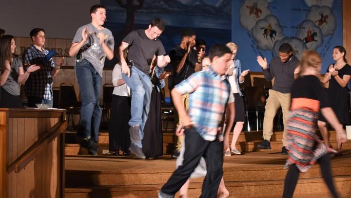 Pilgrim Rehearsal 21