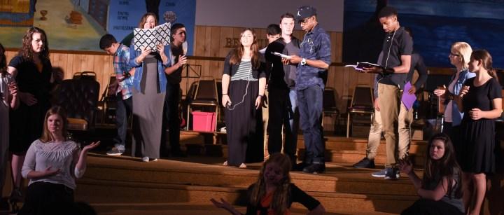 Pilgrim Rehearsal 28
