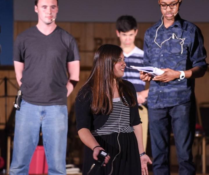 Pilgrim Rehearsal 31