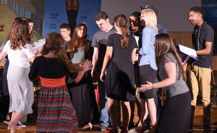 Pilgrim Rehearsal 33