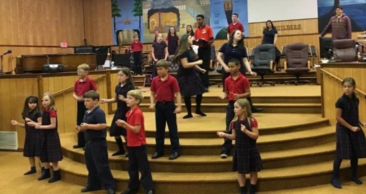 Pilgrim Rehearsal 36