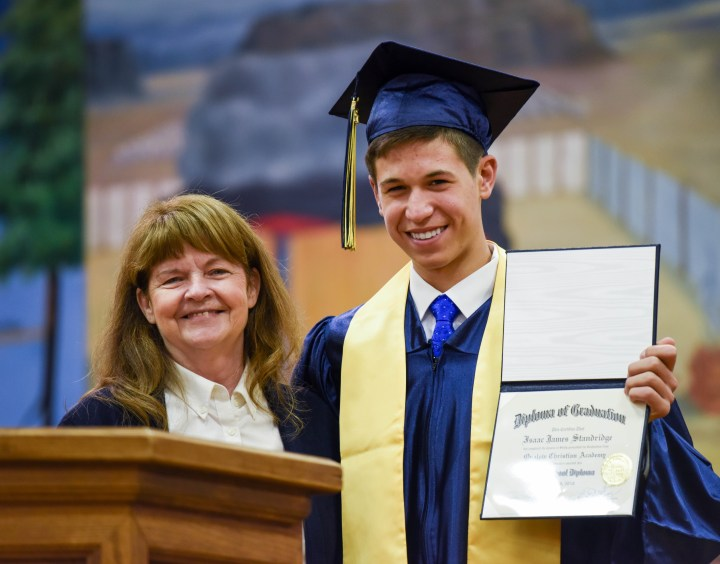 Graduation C 8