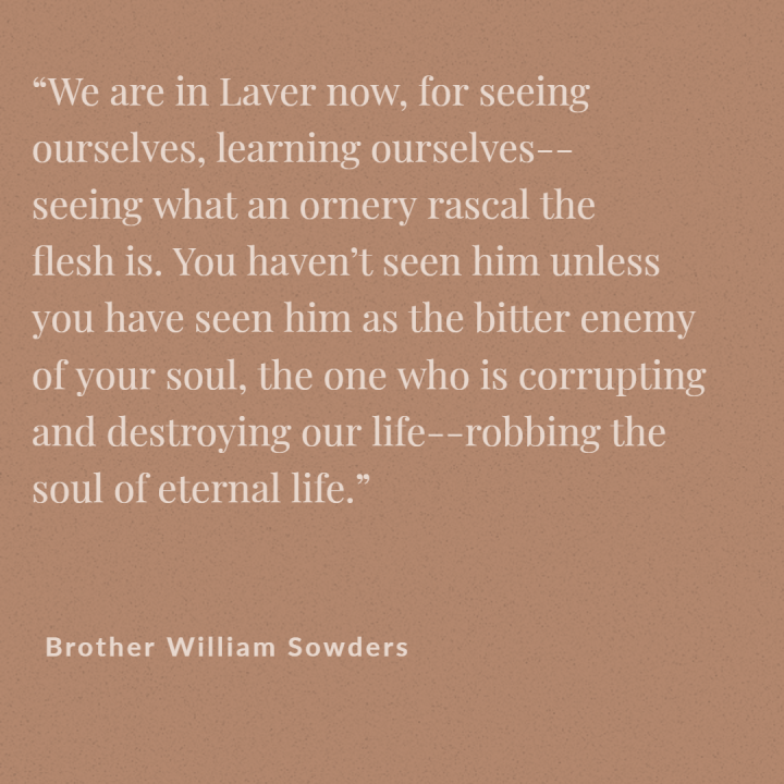 B Sowders Quote
