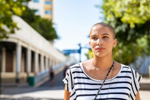 woman suffering from depression goes to depression treatment in bloomington, il at bridge to hope counseling 61704
