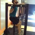 Bridgetown CrossFit chest to bar pull ups