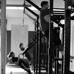 ring Rows and Weighted Pull-ups
