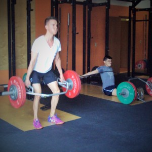 Hex Bar Deadlift Bridgetown Barbell Club Portland OR