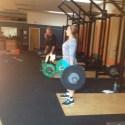 Hex Bar Deadlift Bridgetown Barbell Club Strength Training Portland OR