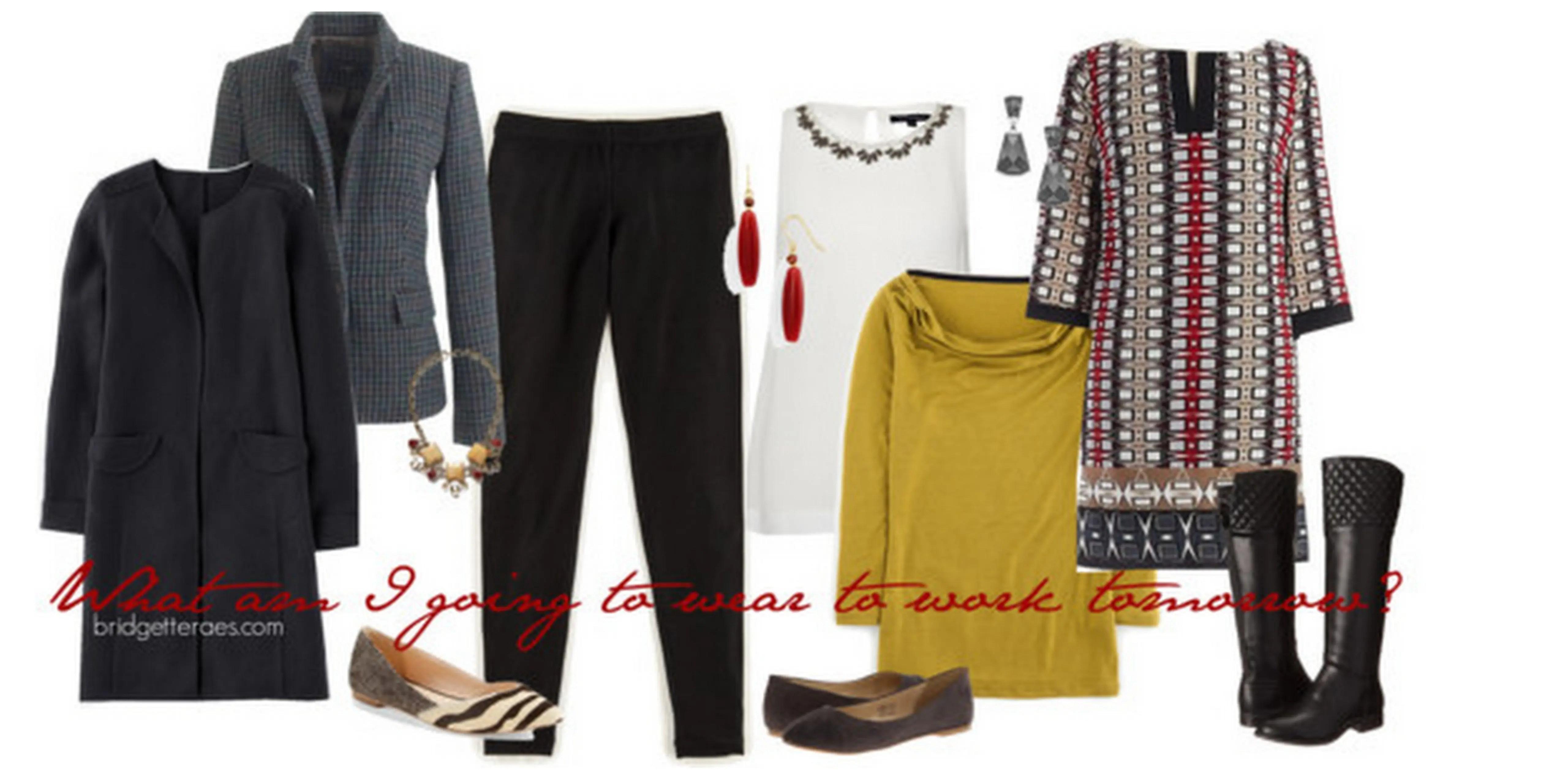 c70f54091cc62 How to wear leggings to work - Bridgette Raes Style Expert